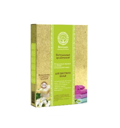Стиральный порошок для цветного белья, 400 гр, Велидара фото