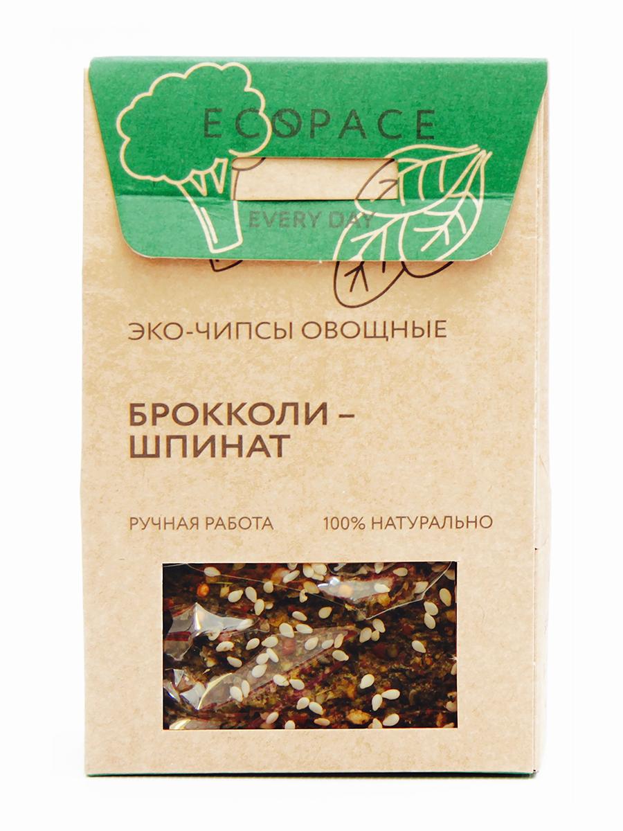 Эко-чипсы овощные
