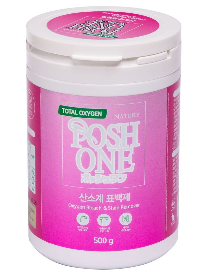 Пятновыводитель Total Oxy Gen, 500 гр, Posh One фото
