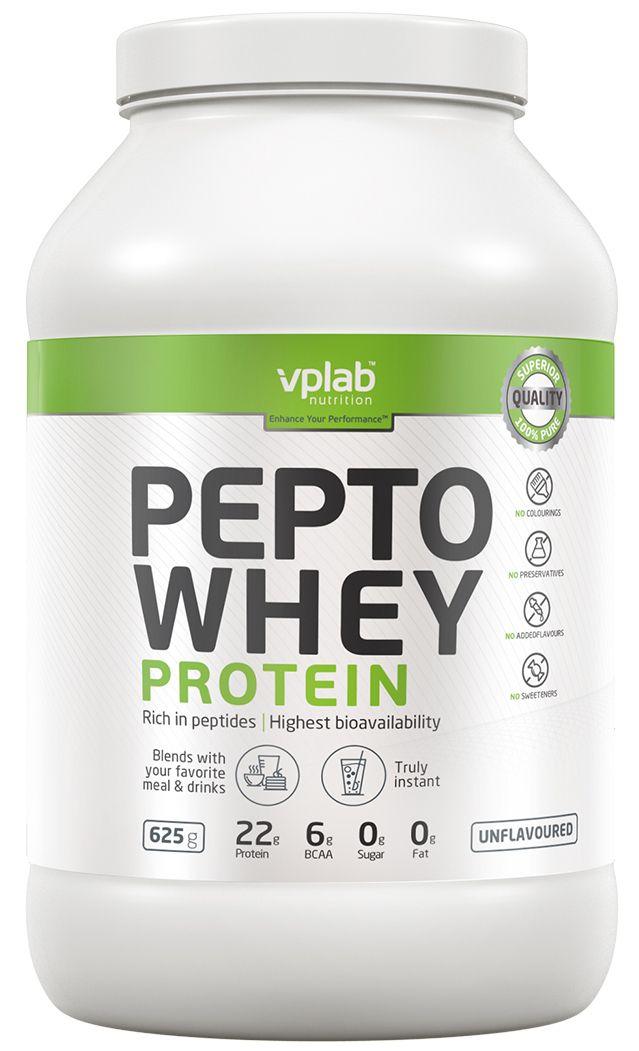 Протеин Pepto Whey,625 г, VPLAB фото
