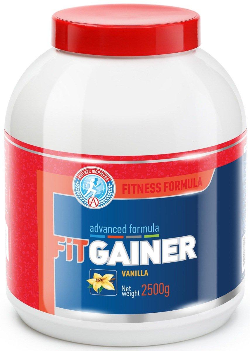 Гейнер Fit Gainer, вкус ваниль, 2500