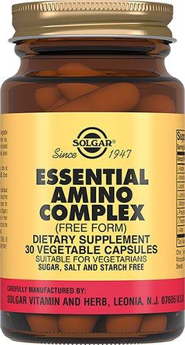 Комплекс основных аминокислот, 30 капсул, Solgar
