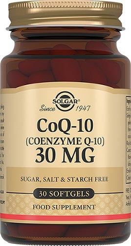 Коэнзим Q-10, 30 мг, 30 капсул, Solgar фото