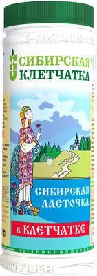 Клетчатка Сибирская ласточка, 170 гр, Сибирская  Клетчатка