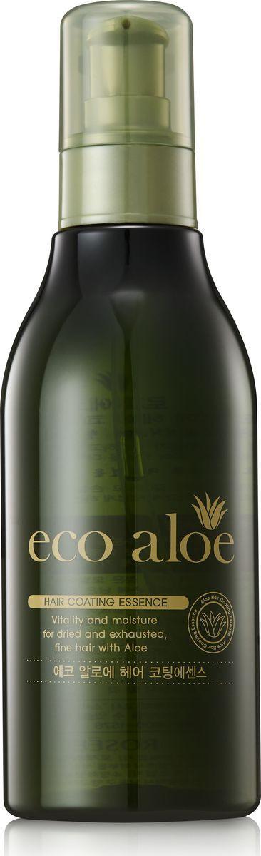 Эко Алоэ эссенция для защиты волос, 200 мл, ROSEE фото