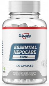 Essential Hepocare forte, 120 капсул, Geneticlab