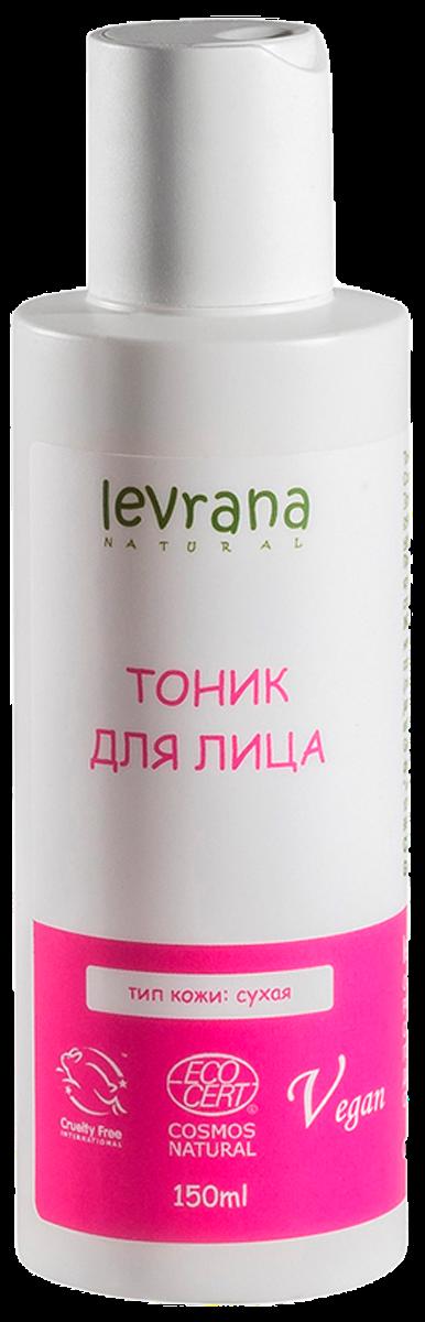 Тоник для сухой кожи, 150 мл, Levrana фото
