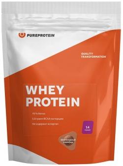 Сывороточный протеин, вкус «Шоколадный пломбир», 420 гр, Pure Protein фото