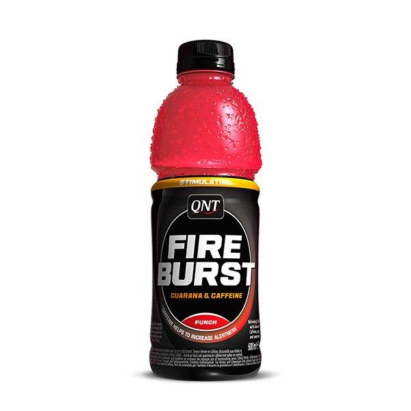 Энергетический напиток ФАЙЕР БЁРСТ (пунш), 500 мл, QNT фото