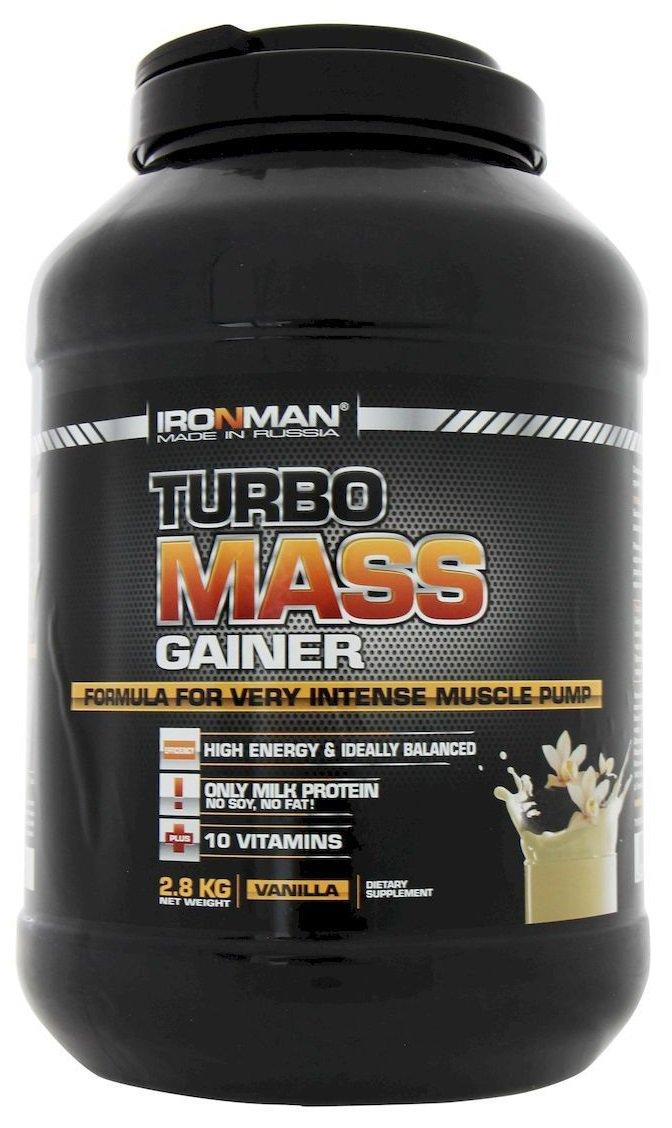 Гейнер TURBO Mass, вкус