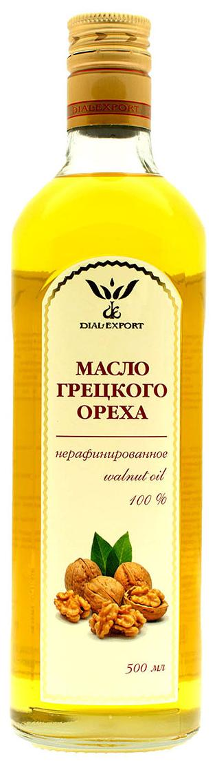 Масло грецкого ореха, 0,5 л, DIAL-EXPORT фото