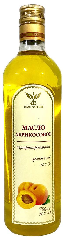 Масло абрикосовое 0,5 л, DIAL-EXPORT фото