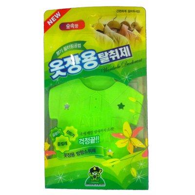Средство против запаха и моли для шкафов «Лесной», 4 гр, Sandokkaebi 8801353-004248