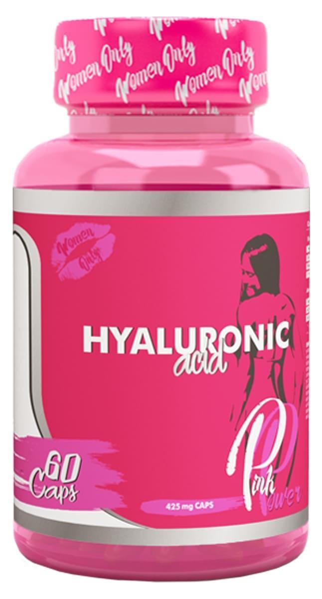 Комплексная пищевая добавка Iso plus HYALURONIC, 60 капсул, STEELPOWER фото