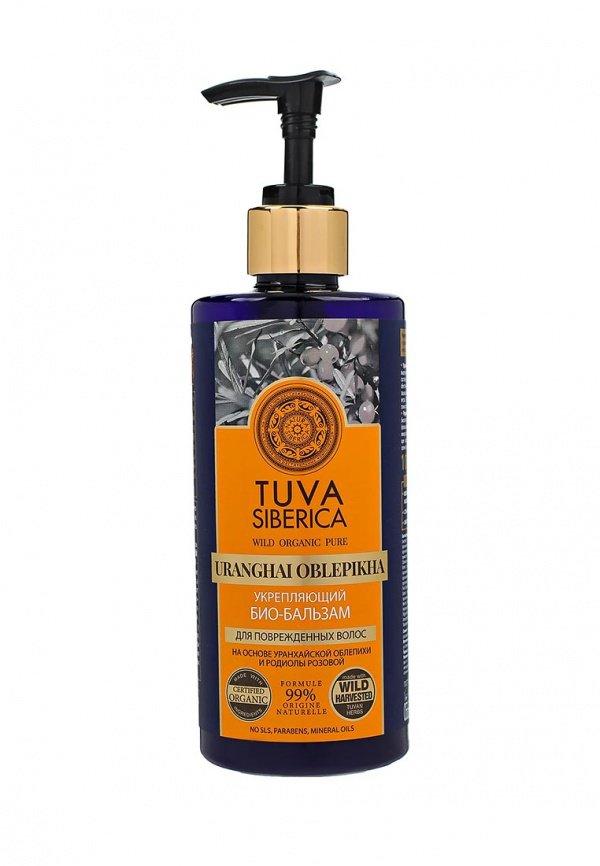 Бальзам для волос укрепляющий, Tuva Siberica, 300 мл, NATURA SIBERICA фото