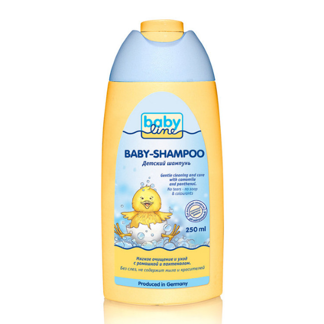 Шампунь для младенцев, 250 мл, Babyline фото
