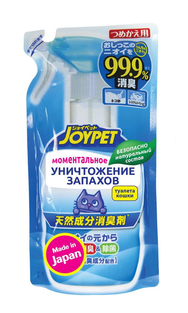 Уничтожитель меток и сильных запахов туалета кошек (сменный блок), Japan Premium Pet фото