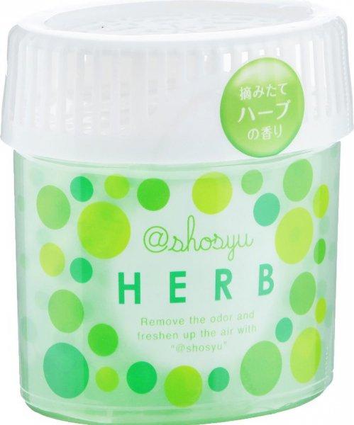 Освежитель воздуха гелевый с ароматом трав «Shosyu», 150 гр, KOKUBO 4956810-234776