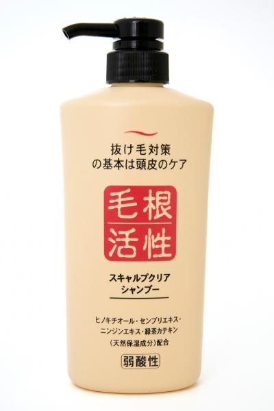Шампунь для укрепления и роста волос, 550 мл, Junlove фото