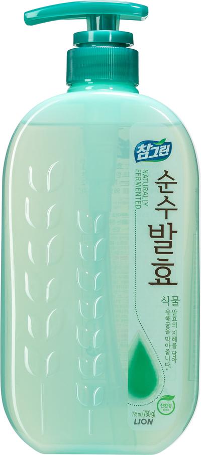 Антибактериальное средство для мытья посуды «Растительные ферменты», 720 мл, CJ Lion фото