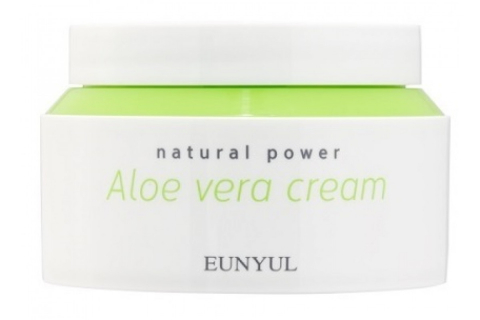 Крем для тела с экстрактом алоэ Natural Power, 100 гр, EUNYUL