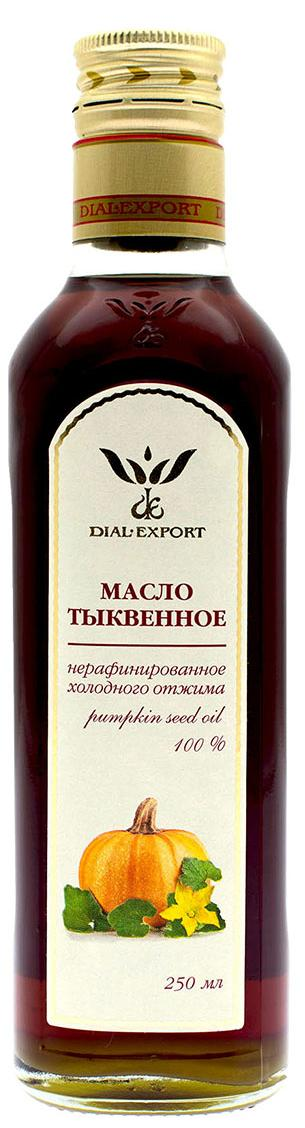 Масло тыквенное, 0,25 л, DIAL-EXPORT фото