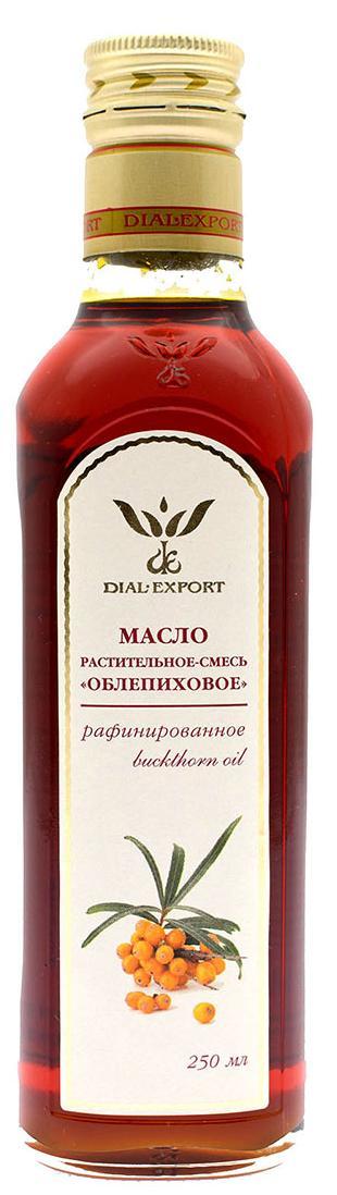 Масло облепиховое, 0,25 л, DIAL-EXPORT фото
