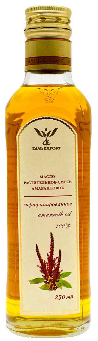 Масло амаранта 0,25 л, DIAL-EXPORT фото
