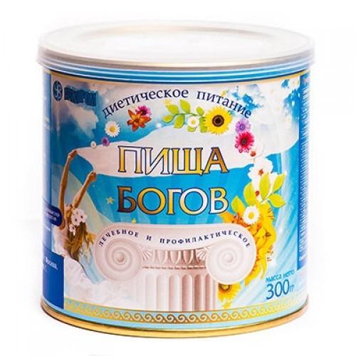 Соево-белковый коктейль, вкус «Ваниль», 300 гр, Пища богов фото