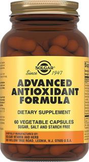 Антиоксидантная формула, 60 капсул, Solgar