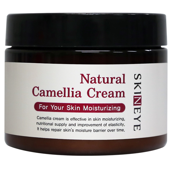 Крем для лица NATURAL CAMELLIA CREAM, SKINEYE фото