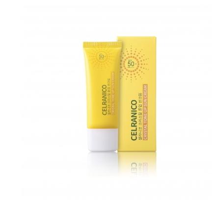 Солнцезащитный крем для лица, SPF50/Pa+++, 50 мл, CELRANICO фото
