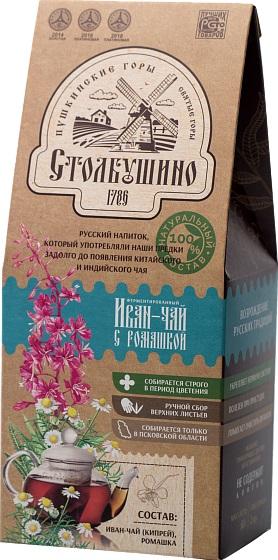 Иван-чай ферментированный с ромашкой
