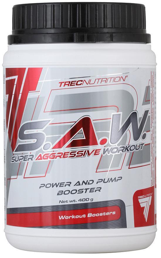 SAW (предтренировочный комплекс), 400 гр, Trec Nutrition