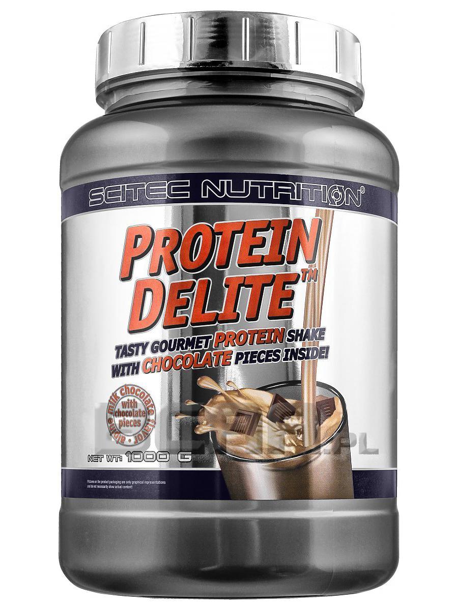 Протеин Protein Delite, альпийский шоколад, 1 кг, Scitec Nutrition