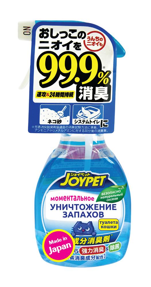 Уничтожитель меток и сильных запахов туалета кошек, Japan Premium Pet фото