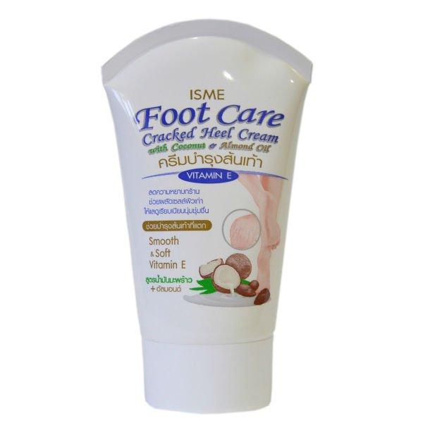 Крем для ног для сухой кожи