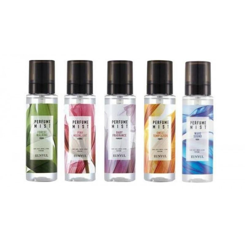 Парфюмированный спрей для тела, волос, одежды и помещений Baby Fragrance, 120 мл, Eunyul 404559