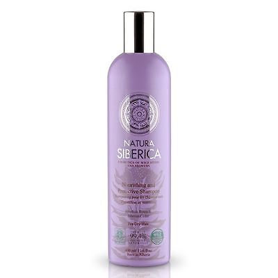 Шампунь для сухих волос «Защита и питание», 400 мл, NATURA SIBERICA фото