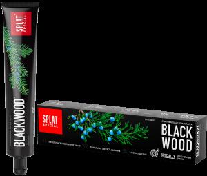 Зубная паста, черное дерево, 75 мл, SPLAT Special - купить, цена, отзывы