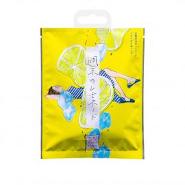 Соль-саше для ванн «Расслабляющий лимонад» с ароматом лимона и меда, Bathroom, 30 гр, CHARLEY фото