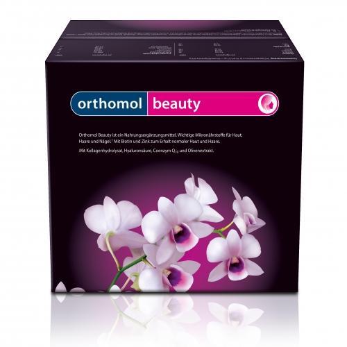Комплекс для кожи, волос и ногтей Beauty, 30 шотов, Ортомол