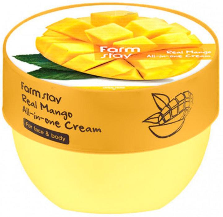 Многофункциональный крем с экстрактом манго, 300 мл, FarmStay фото