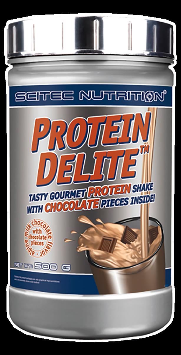 Протеин Protein Delite, альпийский шоколад, 500 г, Scitec Nutrition