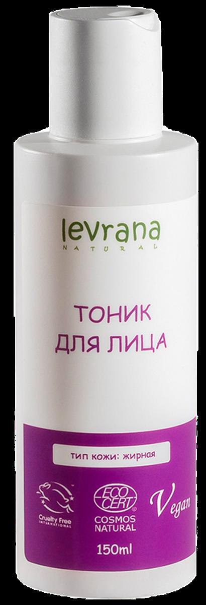 Тоник для жирной кожи, 150 мл, Levrana фото