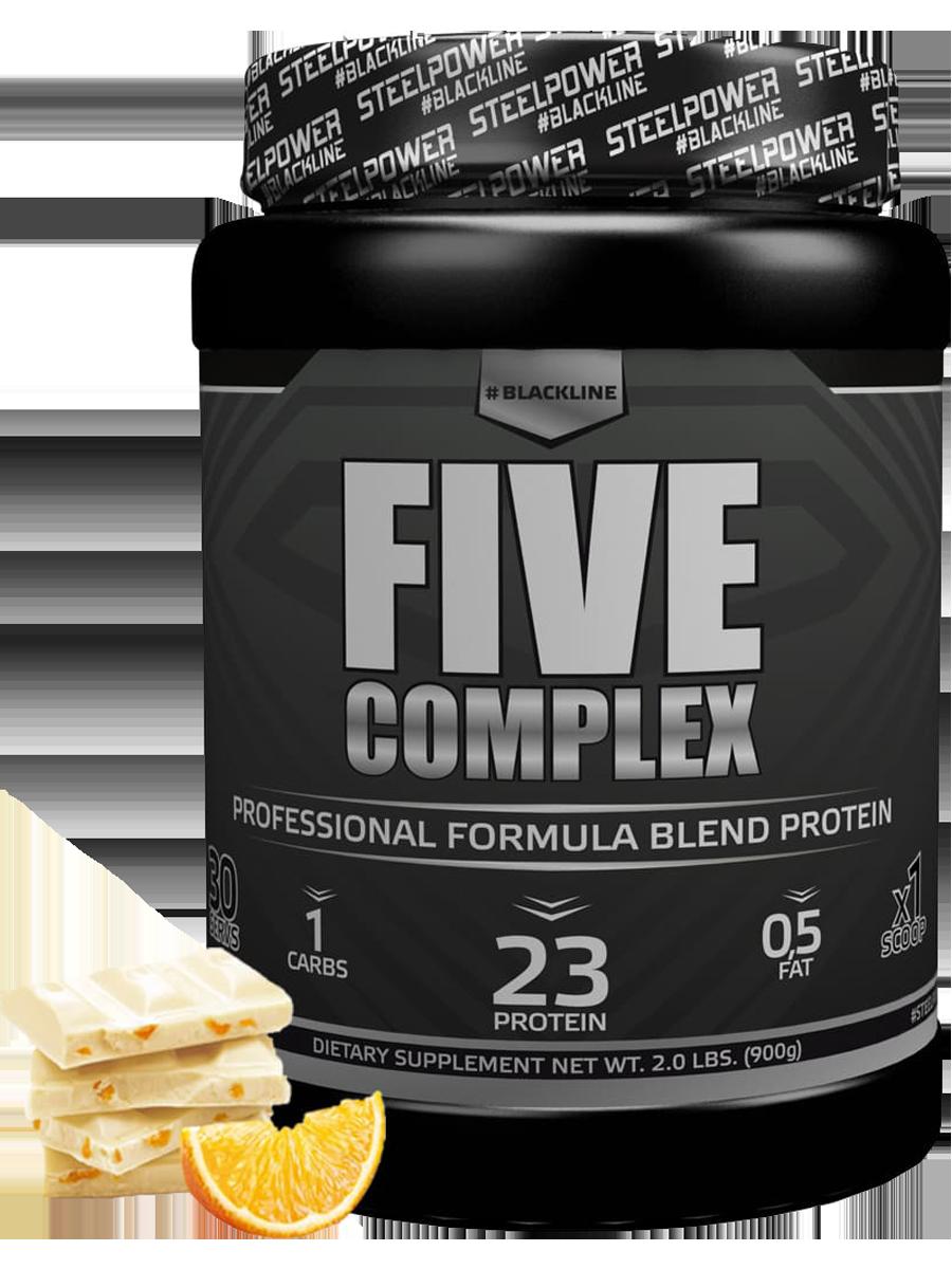 Пятикомпонентный протеин FIVE COMPLEX, вкус