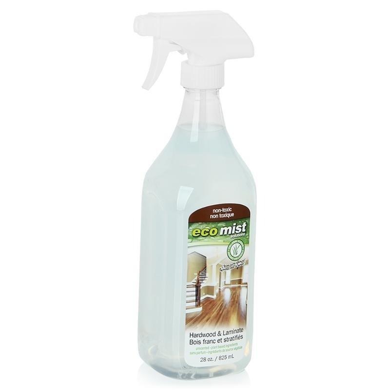 Антибактериальное средство для очистки поверхностей из дерева и ламината, 825 мл, ECO MIST фото