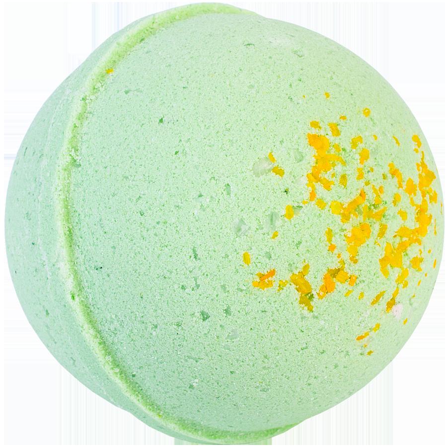 Гейзер (макси-шар) Виноградная лоза для ванн,с морской солью и маслами, 280±15 гр, CHOCOLATTE фото