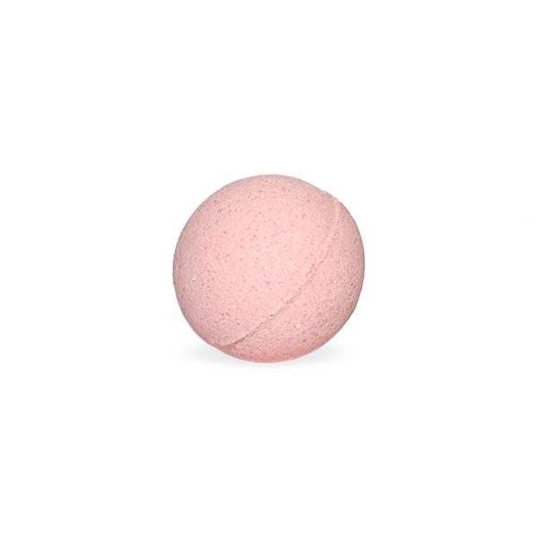 Бурлящий шарик для ванн «Мед и малина», 185 гр, Mi&Ko фото