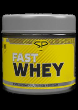 Сывороточный протеин FAST WHEY, пробник, вкус «Арахис, карамель, нуга, шоколад», 30 гр, STEELPOWER фото